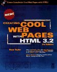 Creating Cool Html 3...