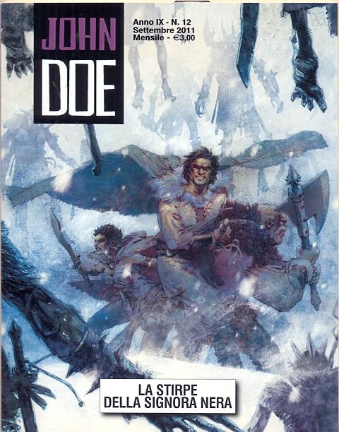 John Doe (nuova serie) n. 12