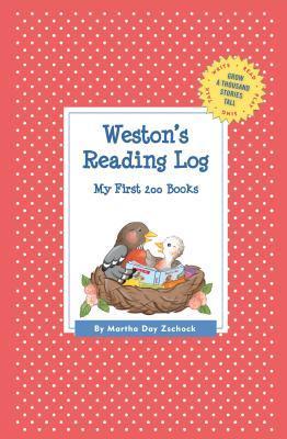 Weston's Reading Log
