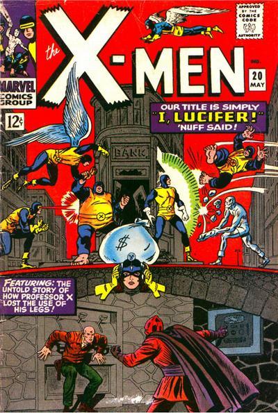 The X-Men Vol.1 #20