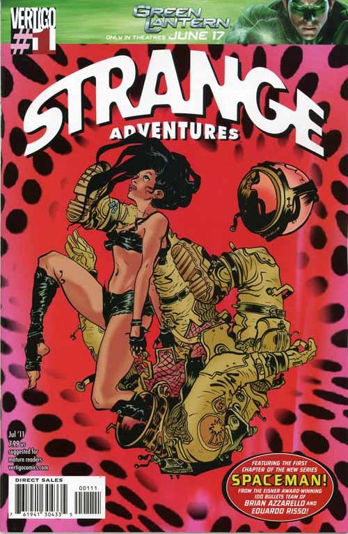 Strange Adventures V...