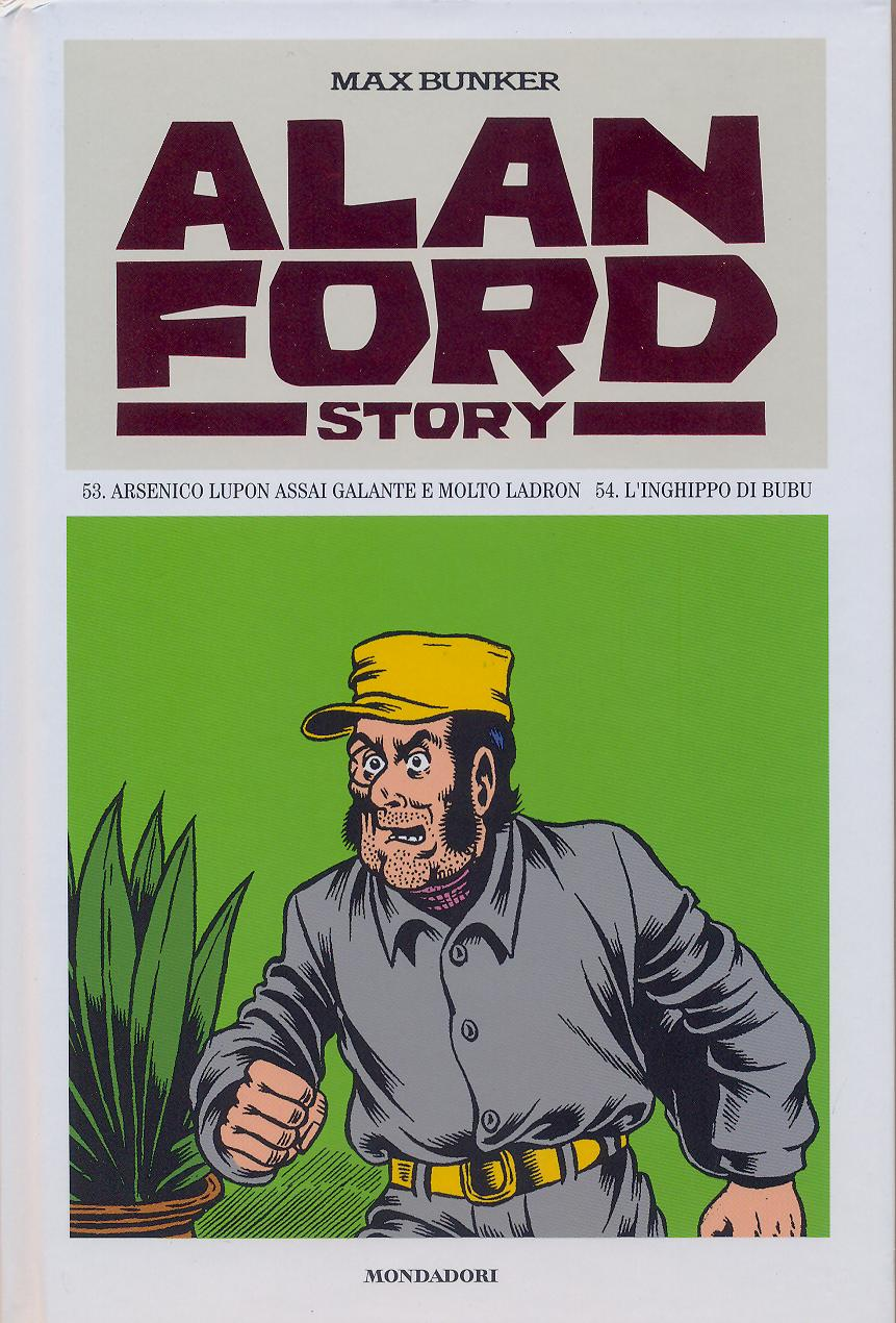 Alan Ford Story n. 27