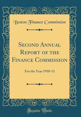 Second Annual Report of the Finance Commission