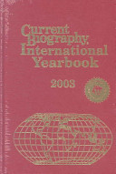 Current Biography International Yearbook 2003