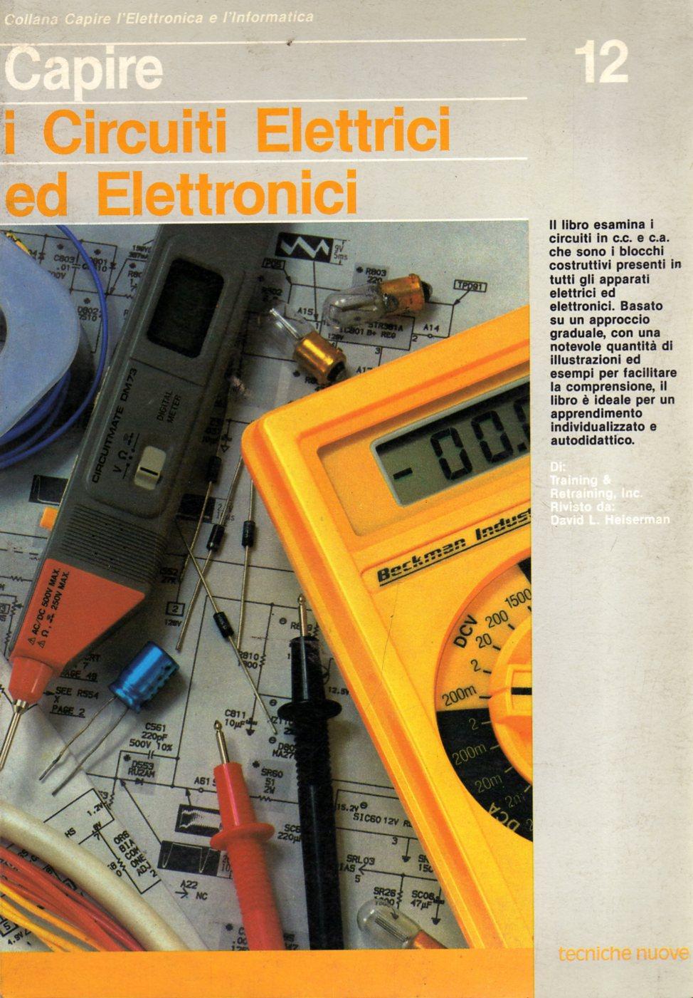 Capire i circuiti elettrici ed elettronici