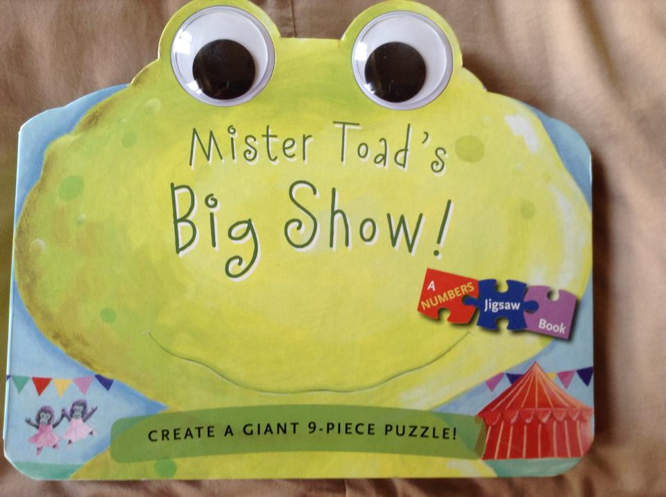 Mister Toad's Big Show