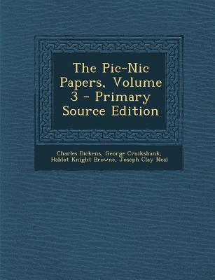 PIC-Nic Papers, Volume 3