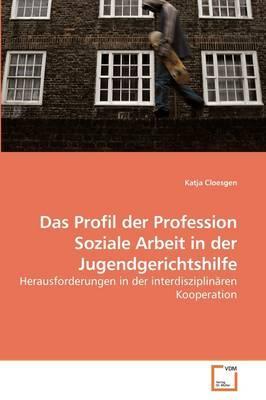 Das Profil Der Profession Soziale Arbeit in Der Jugendgerichtshilfe