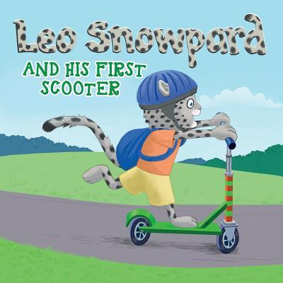 Leo Snowpard and his own scooter (Paperback, US Dollars)