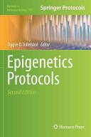Epigenetics Protocols