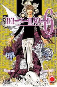 Death Note vol. 6