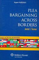 Plea bargaining across borders
