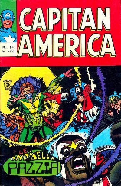 Capitan America n. 84