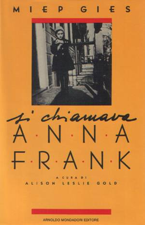 Si chiamava Anna Frank