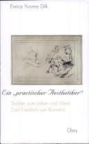 """Ein """"practischer Aesthetiker"""""""