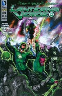 Lanterna Verde #21