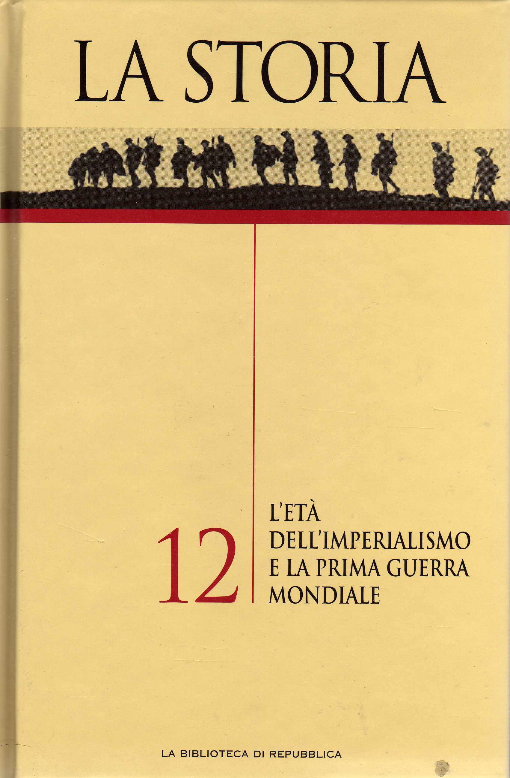 La Storia vol. 12