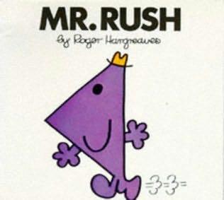 MR.RUSH
