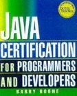Java 1.1 Certification Exam Guide for Programmers and Developers