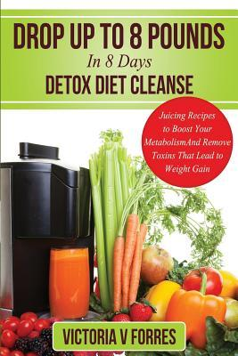 Drop Up to 8 Pounds in 8 Days Detox Diet Cleanse