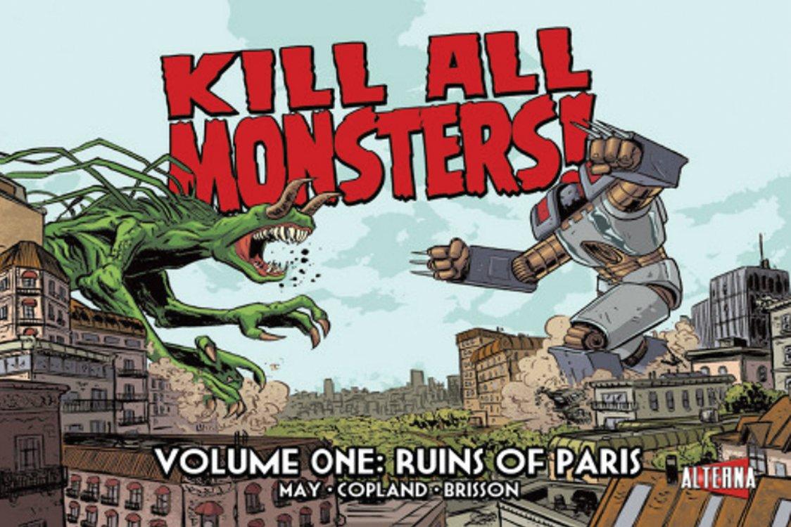 Kill All Monsters!, Vol. 1