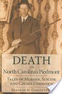 Death in North Carolina's Piedmont