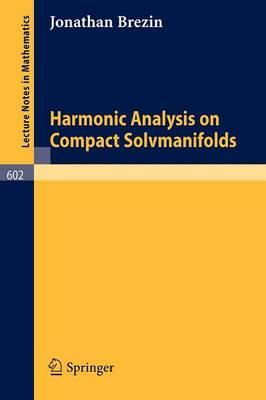 Harmonic Analysis on Compact Solvmanifolds