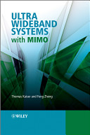Ultra Wideband Systems with MIMO