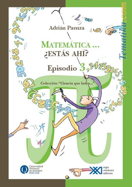 Matemática... ¿Est...