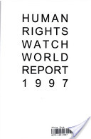 Human Rights Watch World Report 1997