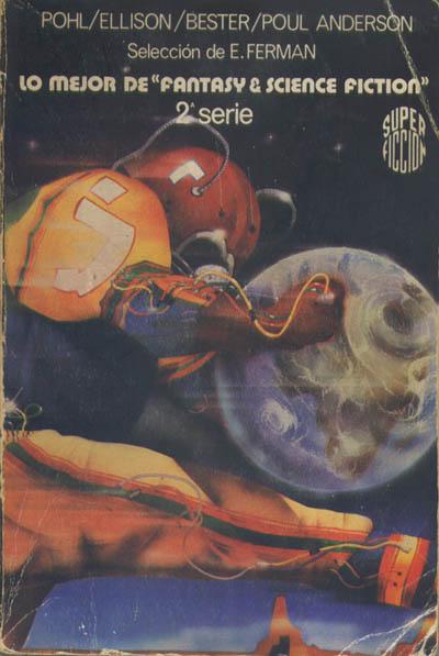Lo mejor de «Fantasy & Science Fiction»
