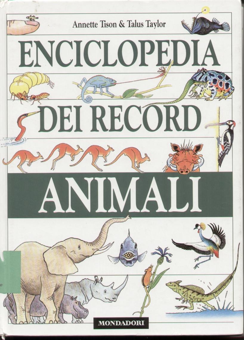 Enciclopedia dei rec...