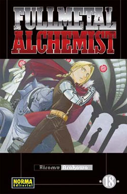 Fullmetal alchemist #18 (de 27)