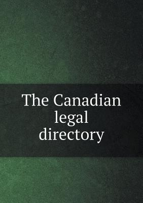 The Canadian Legal Directory