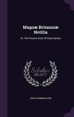 Magnae Britanniae No...