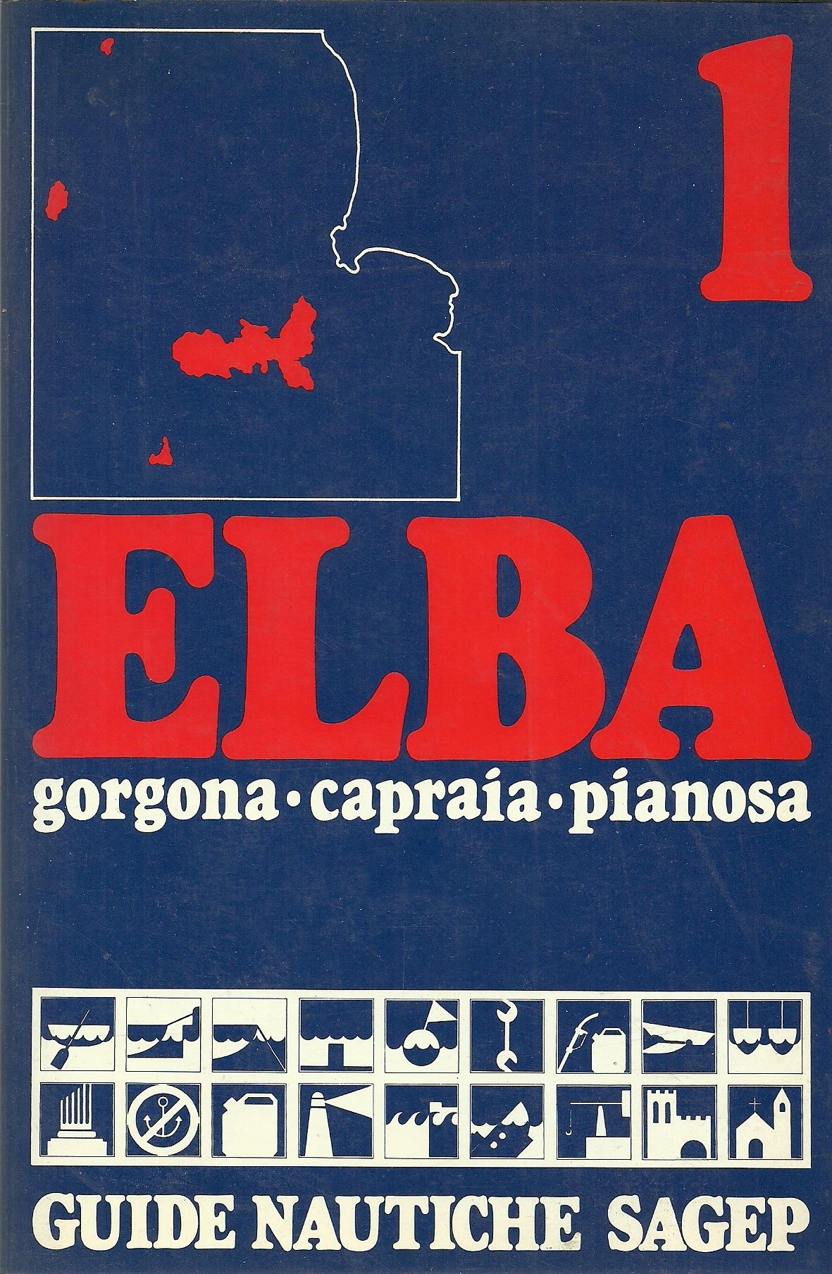 Elba. Gorgona. Capraia. Pianosa