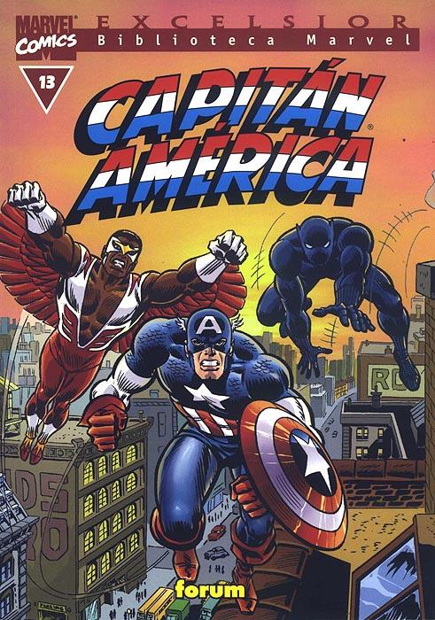 Biblioteca Marvel: Capitán América #13 (de 20)