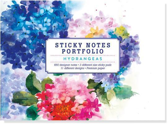 Hydrangeas Sticky No...
