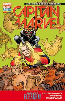 Avengers Deluxe Presenta n. 9