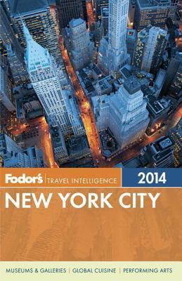 Fodor's New York City 2014