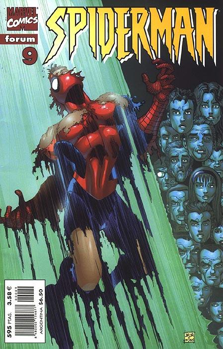 Spiderman Vol.3 #9 (de 31)