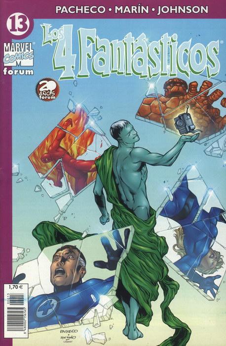 Los 4 Fantásticos Vol.4 #13 (de 24)