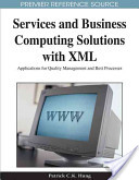 Services and Business Computing Solutions With XML