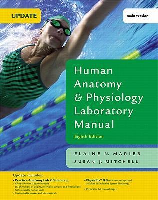 Human Anatomy & Physiology, Main Version / Practice Anatomy Version Lab 2.0