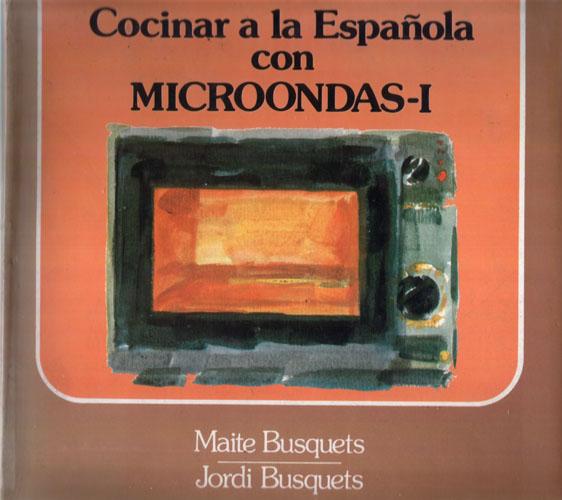 Cocinar a la española con microondas #1