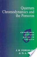 Quantum Chromodynamics and the Pomeron