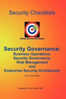 Security Governance Checklists