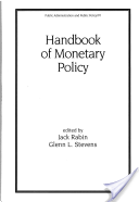 Handbook of Monetary and Fiscal Policy