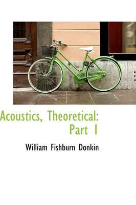 Acoustics, Theoretical