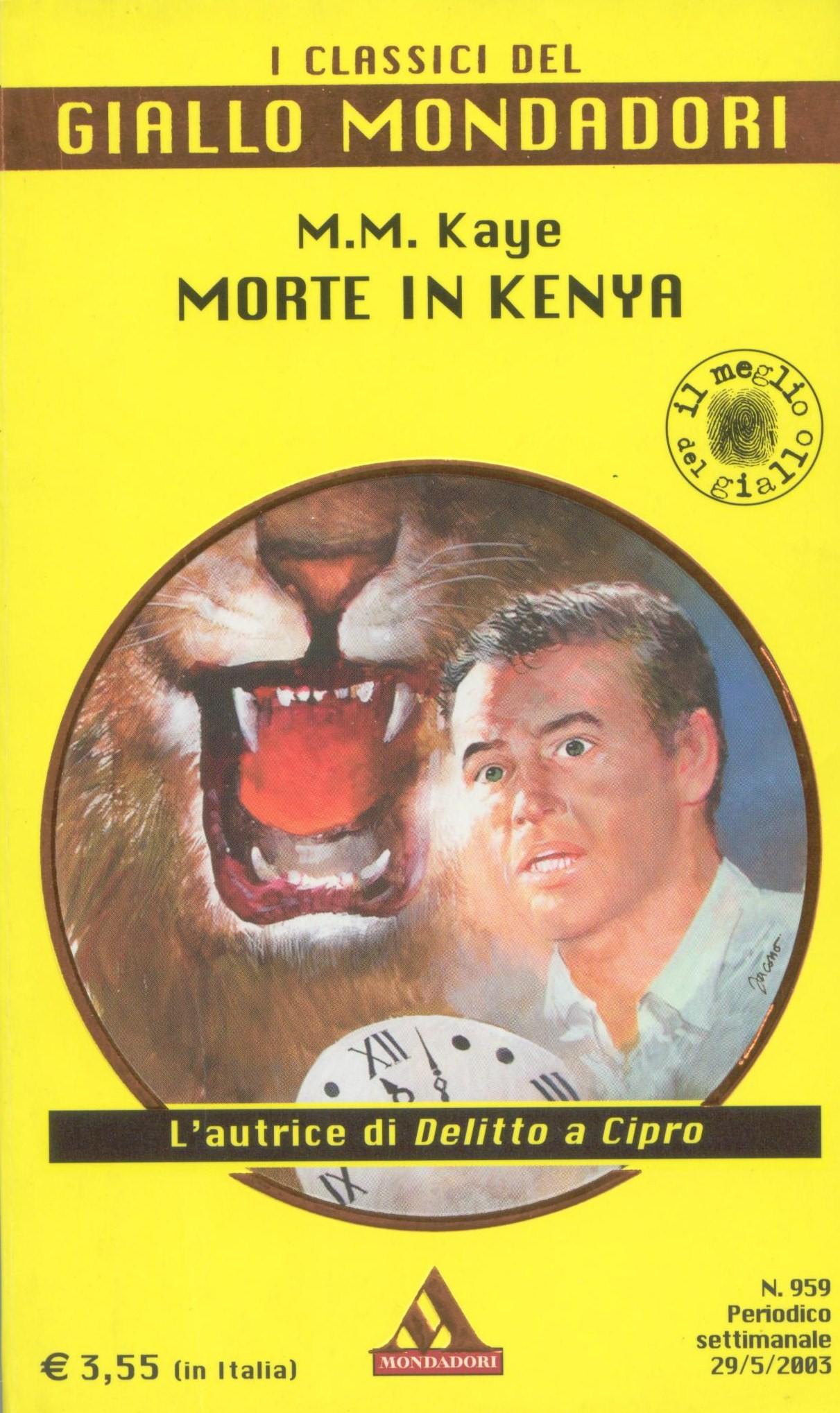 Morte in Kenya